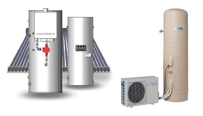 Trusted Hot Water System Silvan