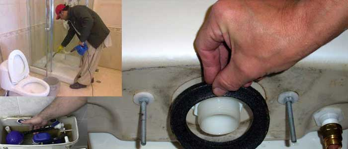Professional Toilet Repairs Launching Place