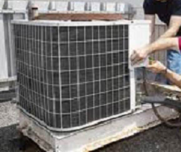 Expert Air Conditioning Repair Service Indented Head