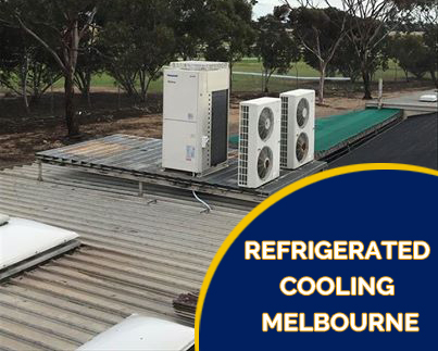 Reliable Refrigerated Cooling Studfield