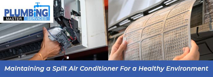 Split Air Conditioner Services