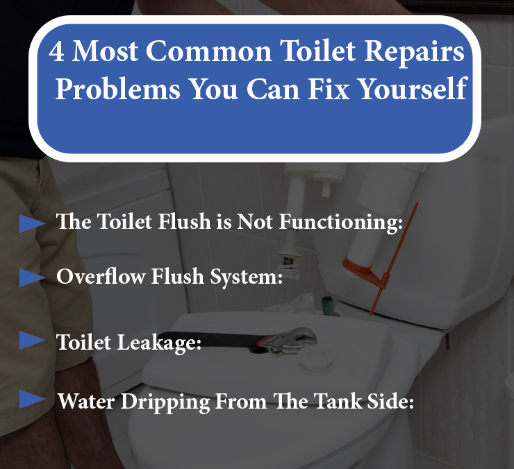 How To Fix a Toilet Leak