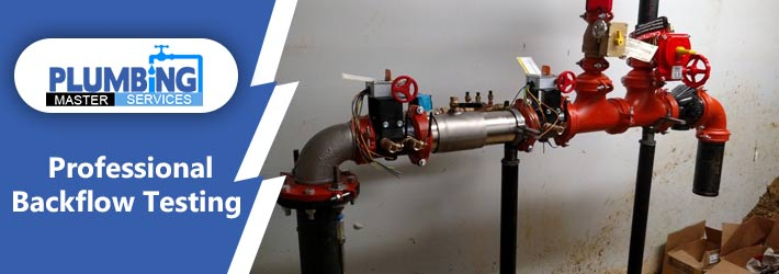 Backflow Valve Testing Services