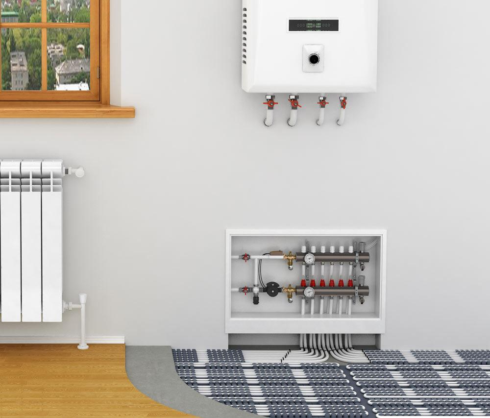 hydronic heating supplies Daylesford